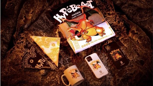 ポケモン×HYPEBEAST ポケモンカード25周年を記念したコラボレーションアイテムが新登場 10月22日(金)より「」で限定販売