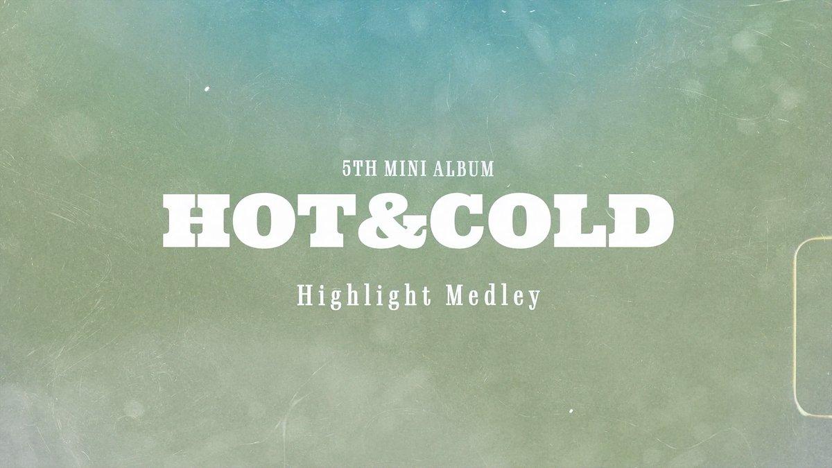 [#박지훈] ⠀ PARK JIHOON 5th MINI ALBUM [HOT&COLD] HIGHLIGHT MEDLEY ⠀ ✔ 2021.10.28 6PM (KST) 🔗 youtu.be/zs5C87IEwJk ⠀ #PARKJIHOON #핫앤콜드 #HOTnCOLD #Comeback #Comingsoon
