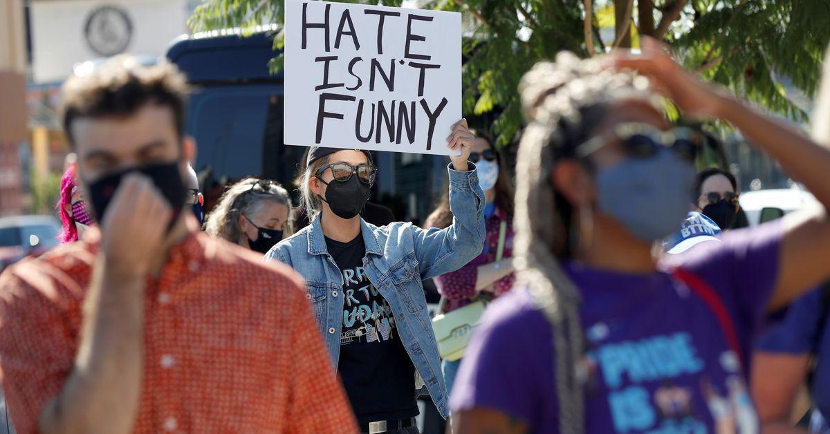 Protesters denounce Netflix over Chappelle transgender comments