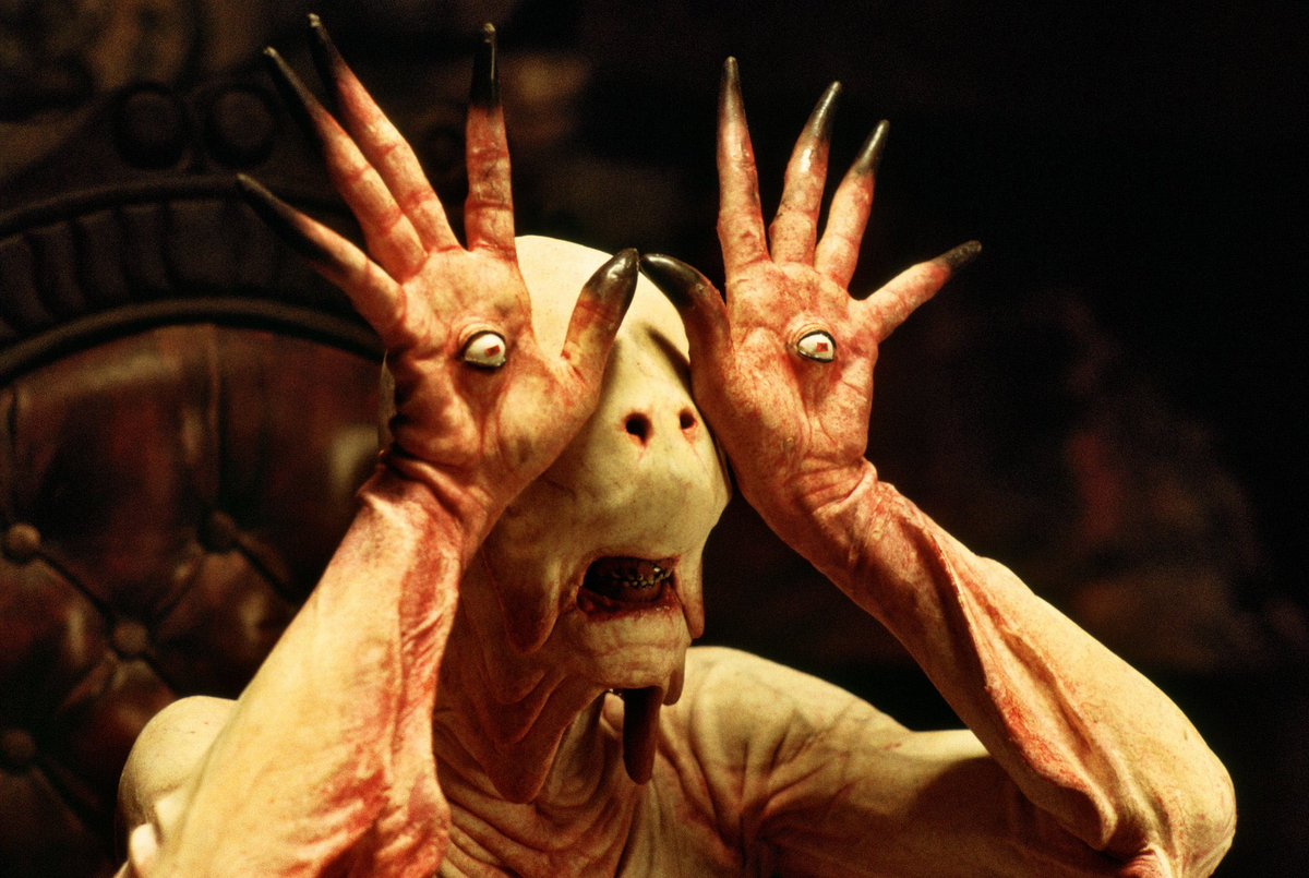 Guillermo del Toro's 'Pan's Labyrinth' was released 15 years ago today.  The film received universal acclaim and became the best reviewed film of the 2000s on Metacritic. It won three Oscars and received an astounding 22-minute standing ovation at the Cannes Film Festival.
