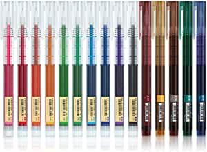 Liquid Ink Rollerball Pens $10.99  at