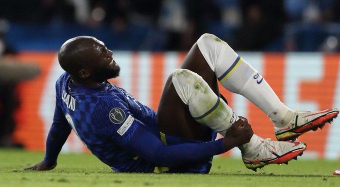 RT @SiaranBolaLive: Chelsea Double Injury: Romelu Lukaku Timo Werner  😬😬 https://t.co/UysYka8LAo
