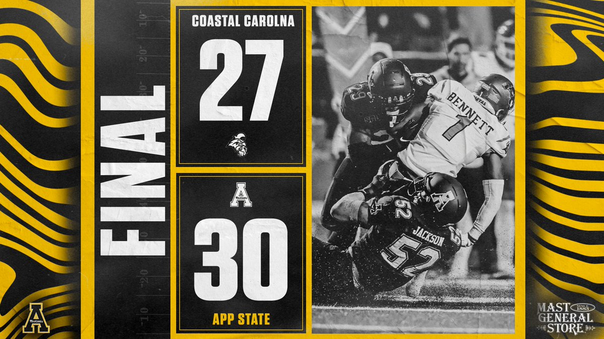 @AppState_FB's photo on App State