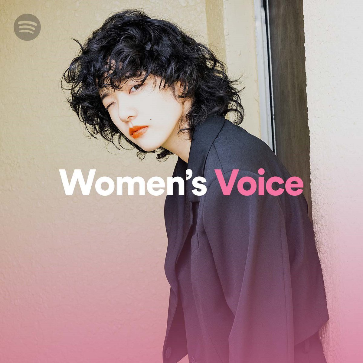 🤍NEWS🤍Spotifyのプレイリスト「Women's Voice」のカバーにあいみょん!新曲「ハート」が入っています。ぜひ聴いてみてください。#あいみょんハート #Spotify #ハンオシ