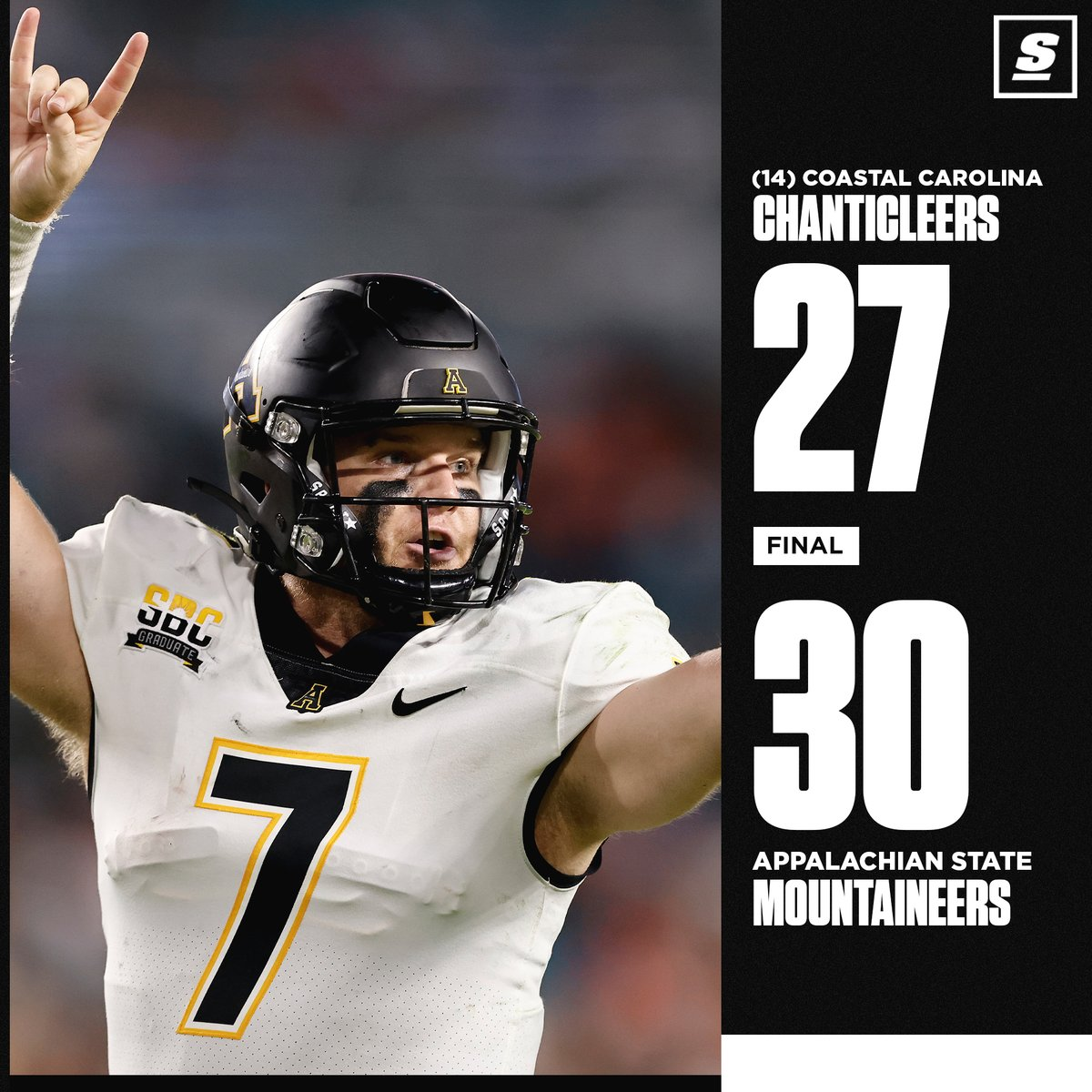 @theScore's photo on App State
