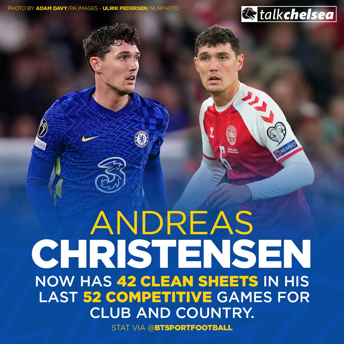 RT @talkchelsea: Andreas Christensen is going to the very top. 🙌 https://t.co/FHpmIT9WSg