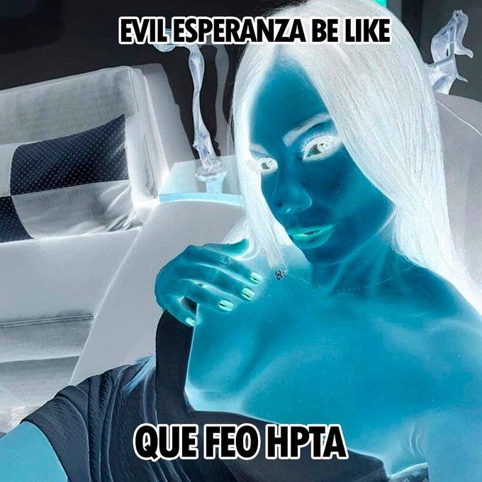 #EvilBeLike en el mundo paralelo ya no sería #jueputaquerico que opinan ustedes de esta nueva tendencia