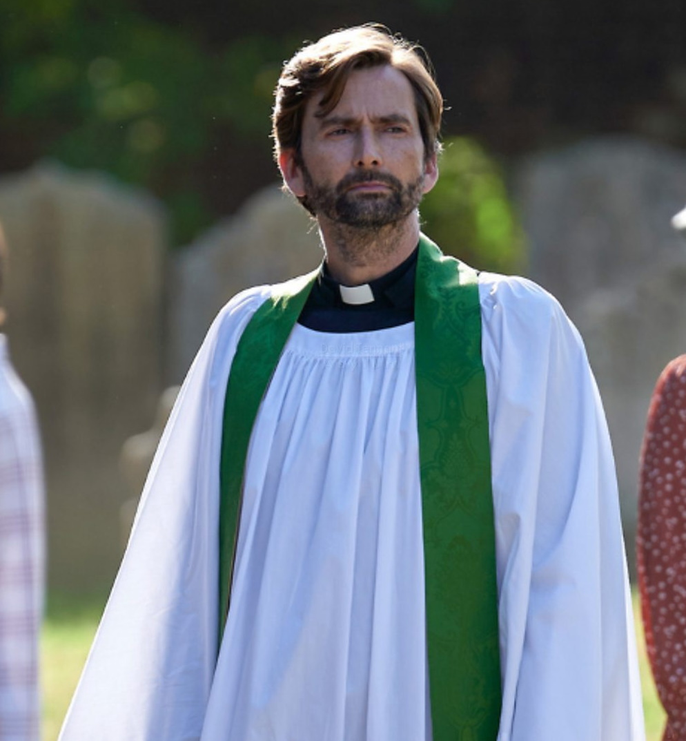 The first promo image of David Tennant from Inside Man