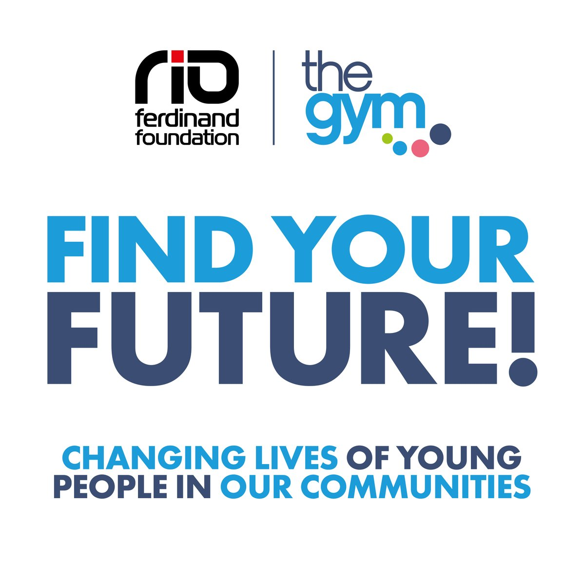 So pleased to see these two great organisations working together @riofoundation @TheGymGroup - investing in skills & delivering pathways to employment that are key for young people right now!   Look forward to getting involved 👌🏽