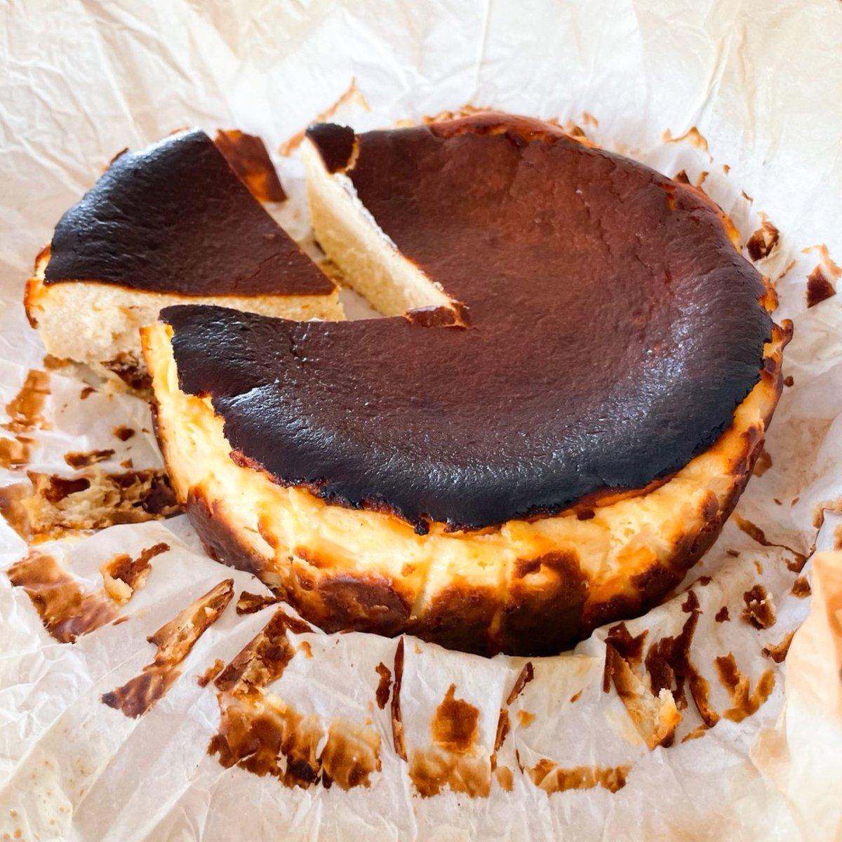 【新着記事をCHECK!】【罪深スイーツ】魅惑のとろふわ食感がたまらない……超濃厚バスクチーズケーキ!#贈り物#スイーツ#バスクチーズケーキ#チーズケーキ#エスサワダ#お取り寄せ#ippin