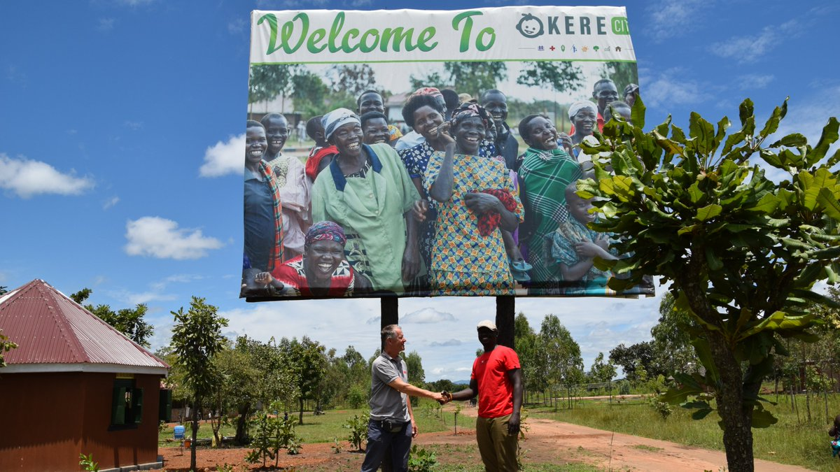 Welcome to @OkereCity