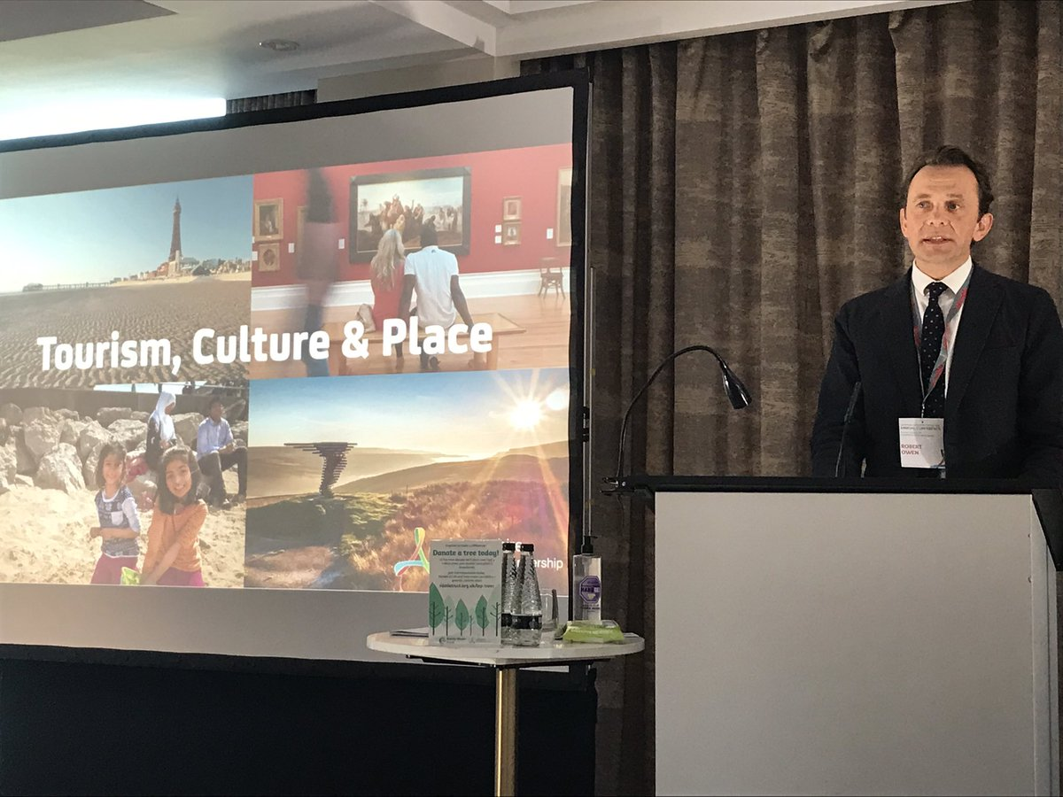Robert Owen outlining the fabulous opportunities in Tourism & Culture -as we emerge from the #pandemic there is a need to attract people to the many amazing job opportunities to enable the sector to support #recovery #UpskillingLancashire #lancslep2021  @MarketingLancs @lancslep