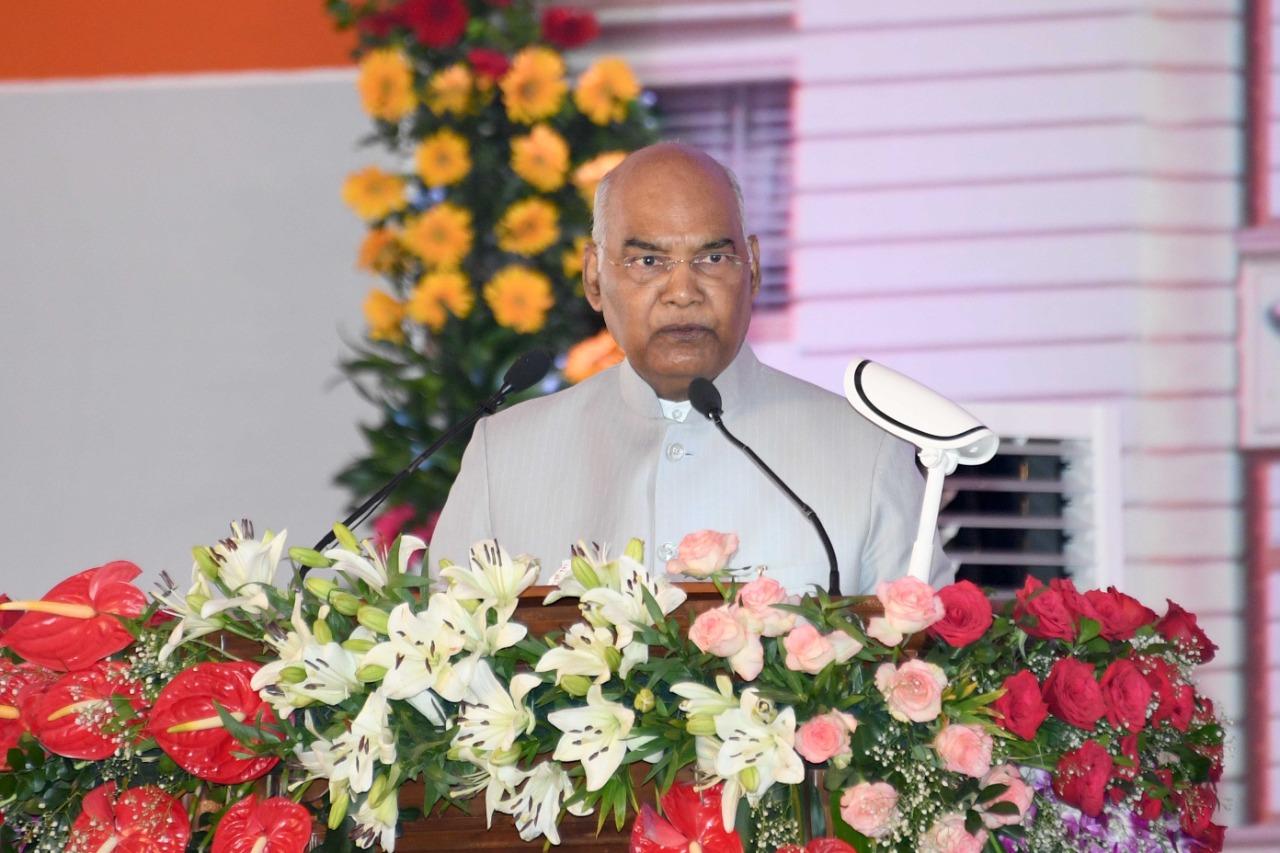 राष्ट्रपति राम नाथ कोविन्द 28 से 30 अक्टूबर तक गुजरात की यात्रा पर रहेंगे