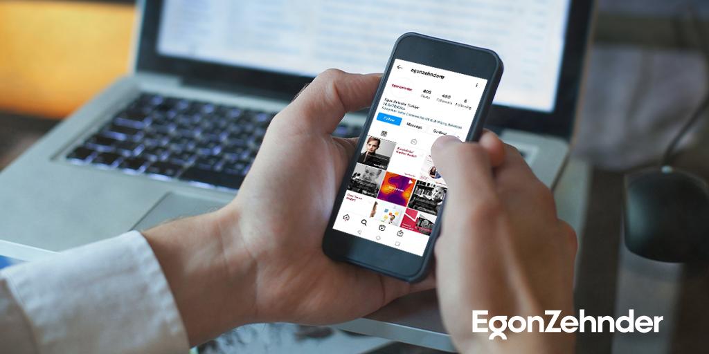 İş dünyasına dair güncel makalelere, liderlerin ilham verici sözlerinden merak uyandıran kavramlara kadar pek çok içeriği Egon Zehnder Instagram hesabımızda keşfedebilirsiniz.  Hesabımıza göz atmak için: bit.ly/2Z8P2QS #EgonZehnder