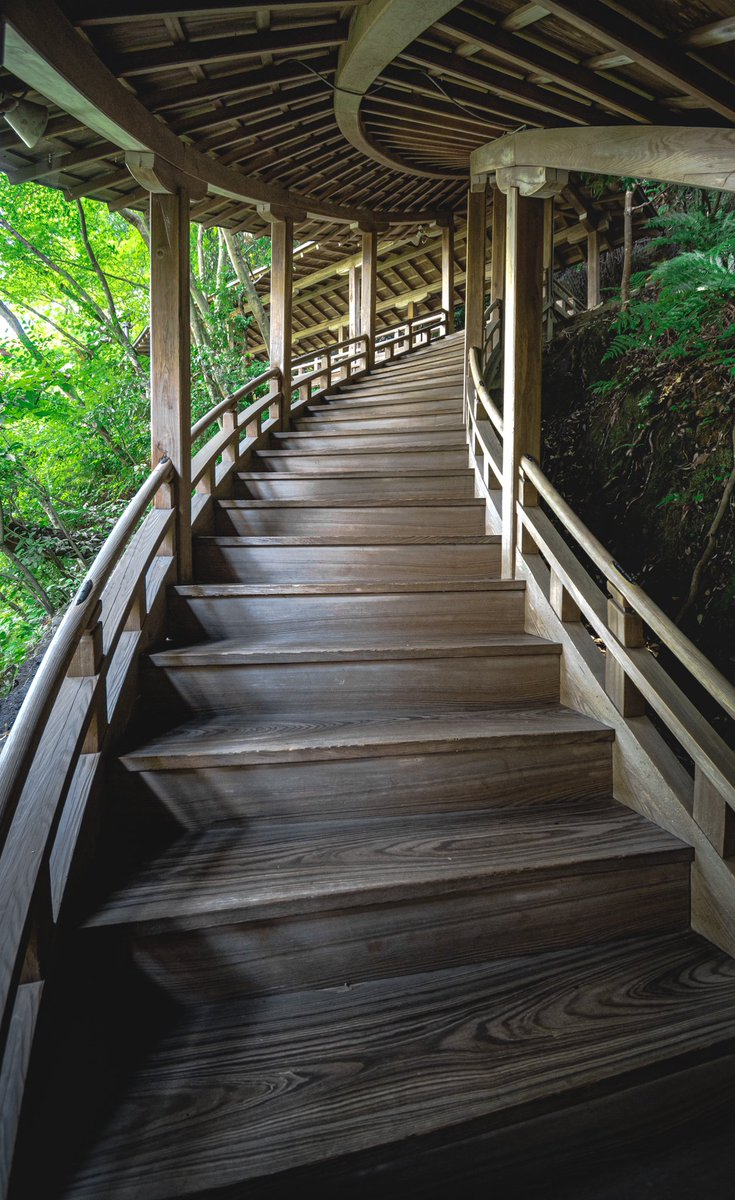 京都にある永観堂の建築美を見てほしい。