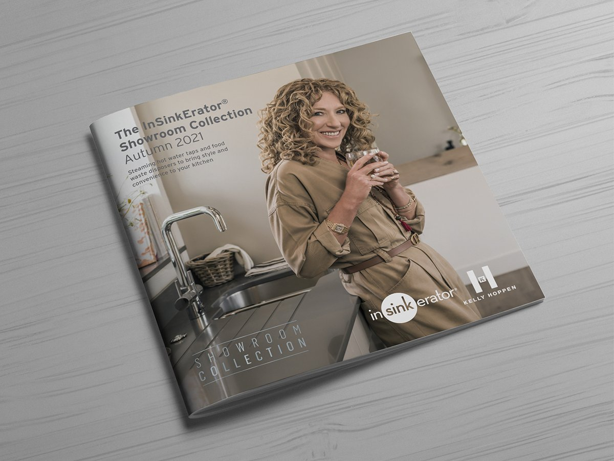 test Twitter Media - InSinkErator has introduced a new consumer focused brochure featuring information on its partnership with renowned, multi-award winning, interior designer, Kelly Hoppen CBE.  Read the full story on our blog, available here: https://t.co/ifskHULgWS https://t.co/z60xup89Fw