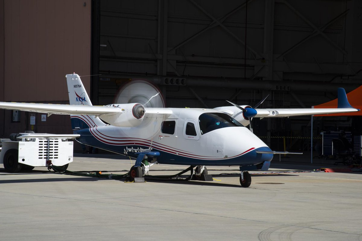 NASA's tiny electrical aircraft is almost ready for lift-off