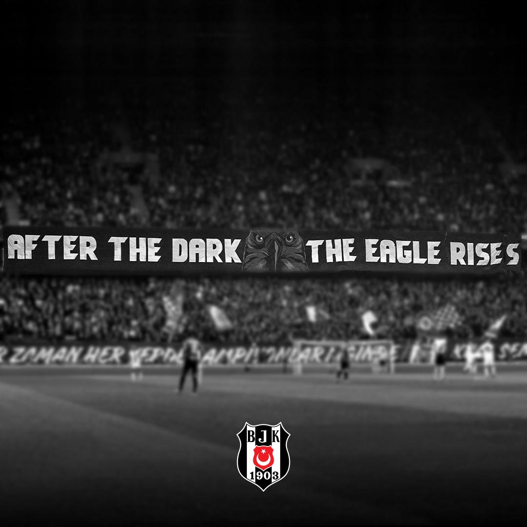 Karanlığın ardından 𝐊𝐚𝐫𝐭𝐚𝐥 yükselir!  #BoğazınKartalı