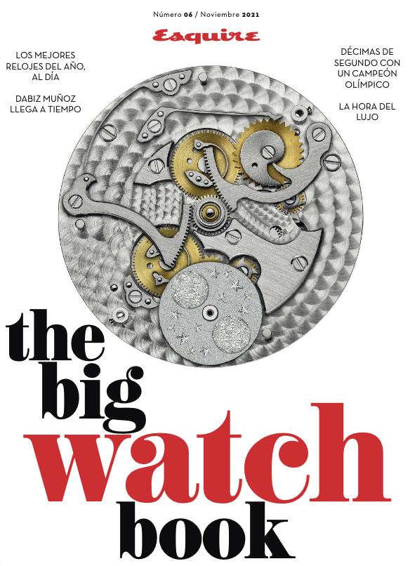 Pisando fuerte, @AlejandroSanz, Hombre del Año Esquire 2021, se convierte en profeta de las cosas que importan en el número de noviembre de @EsquireEs ¡Mañana en tu quiosco favorito junto a The Big Watch Book por solo 4 euros! 👉