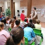 Image for the Tweet beginning: La Biblioteca Municipal celebra el
