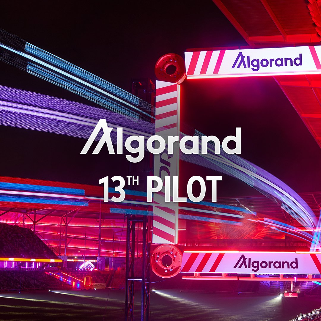 Introducing the @Algorand 13th Pilot, our first official alternate pilot.   Subbing in for DRL season competitors who aren't able to fly, this drone racer will represent the speed, skill and tech expertise shared by the #Algorand blockchain and #DRL   Got what it takes? https://t.co/DTLwgDmkiH.