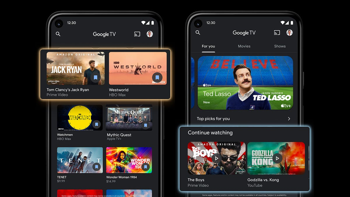 RT @Gizmodo: How to Use the New Google TV App