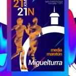 """Image for the Tweet beginning: La Media Maratón Rural """"Villa"""