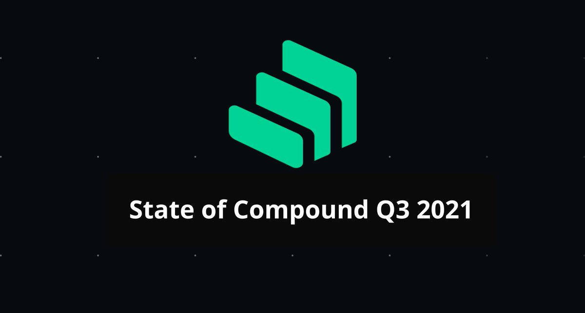 Messari's Q3 Quarterly Report for the Compound protocol is an essential read; transparency, metrics, and reporting on the state of Compound.