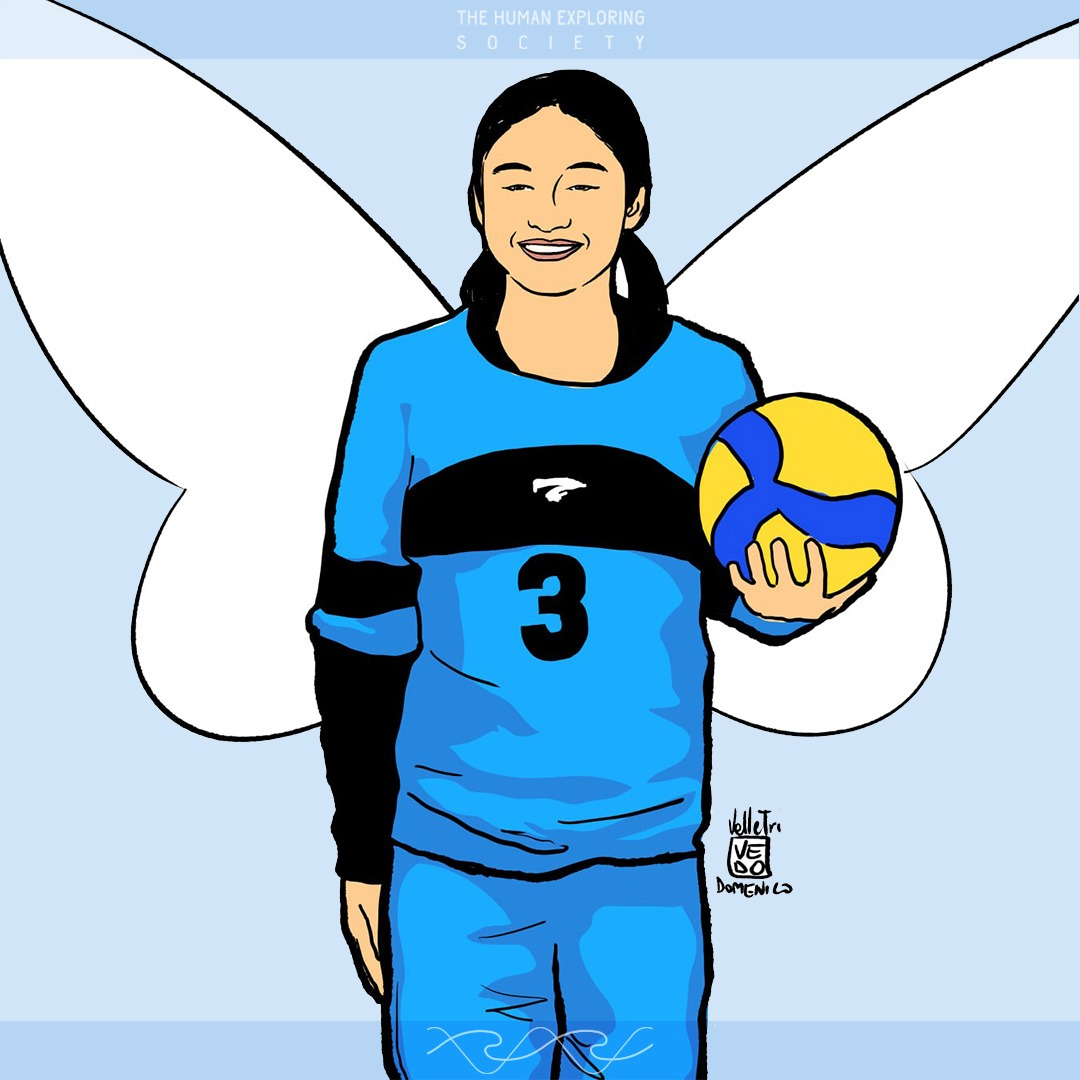 Mahjabin Hakimi, a young player of The #Afghanistan women's national volleyball team, was beheaded by Taliban militants in #Kabul. ⬇️