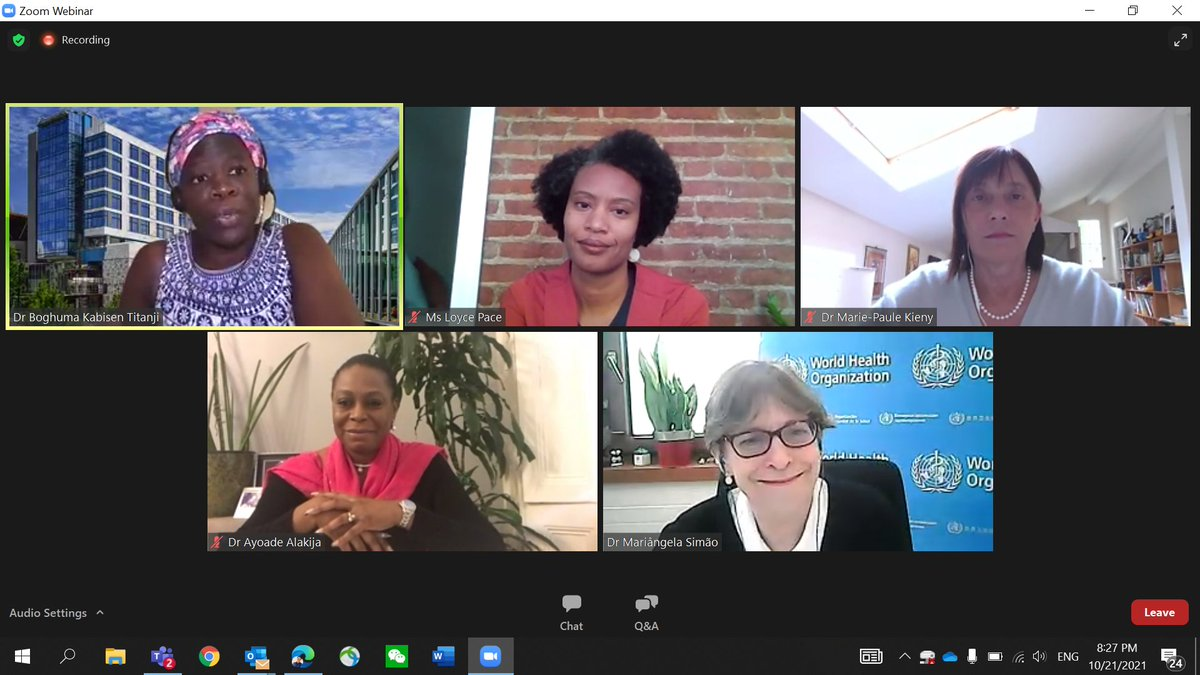 Powerful statements from the panel of @DNDi webinar on the need for innovation and equitable access to COVID-19 treatments. Life savings tools for #COVID19 need to have equity in place - #TRIPSwaiver If not now, when? #NoCovidMonopolies