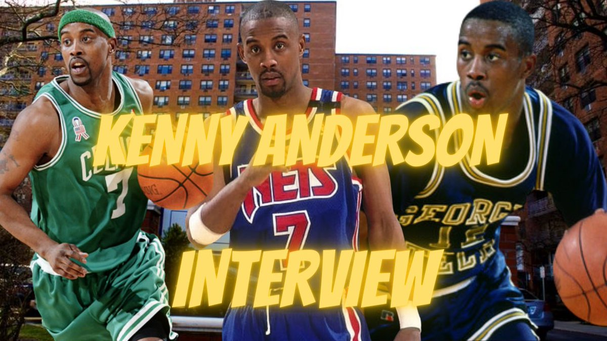 🚨INTERVIEW ALERT🚨  We spoke with NBA All Star ⭐️ Kenny Anderson ( @chibbs_1 )on his amazing career 🏀 and current head coaching job at Fisk University  #NBATwitter #KennyAnderson   youtu.be/Z6J8PTM1icM