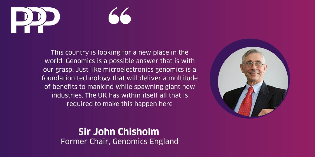 test Twitter Media - Chair Sir John Chisholm on the UK's future in genomics.  If you missed our report launch webinar for 'Genomics Revolution' this week, the report is now available to download from our website: https://t.co/HbYsSb2cQN https://t.co/eRRqSK1wKj