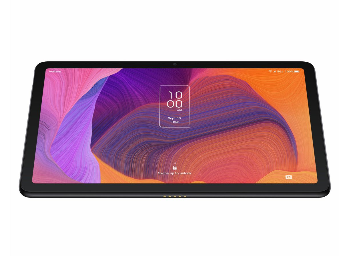 TCL's Verizon tablet is the only one you'll find with 5G for $399