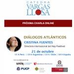 Image for the Tweet beginning: Hoy tendremos una invitada de