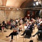 Image for the Tweet beginning: La tercera sessió de la