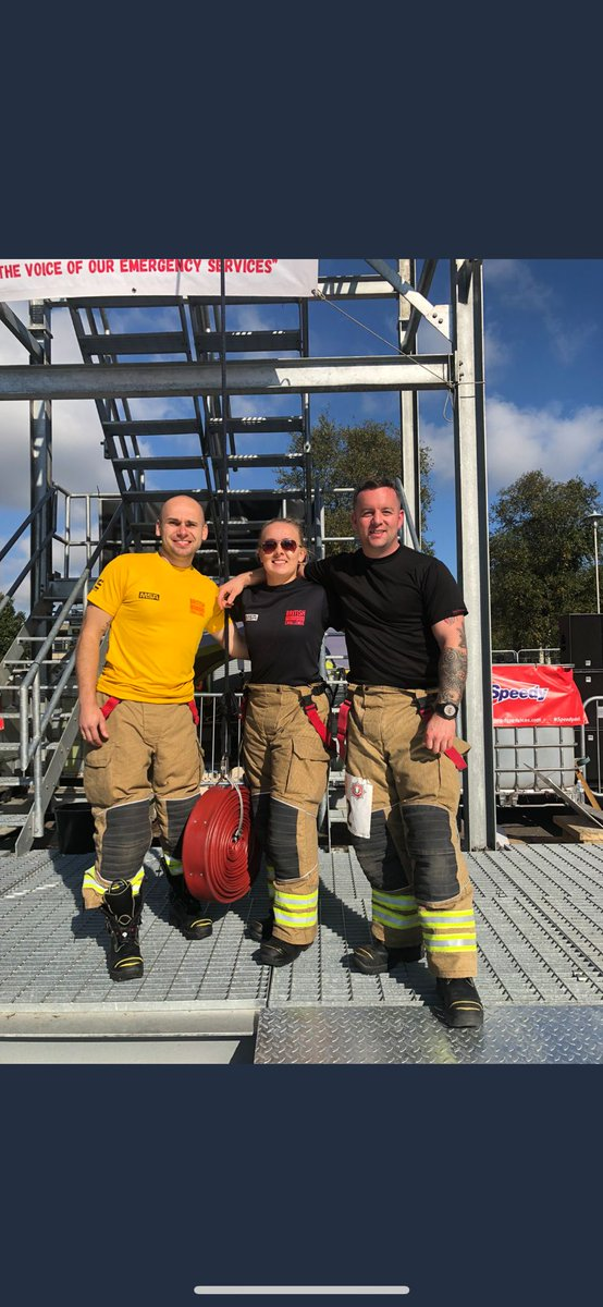 Well done @stackofire a credit to @fire_scot and a top bloke. See you in Hull 29-31st July 2022 😁🙏🏼