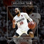 Image for the Tweet beginning: Welcome to the #A3basketball family,