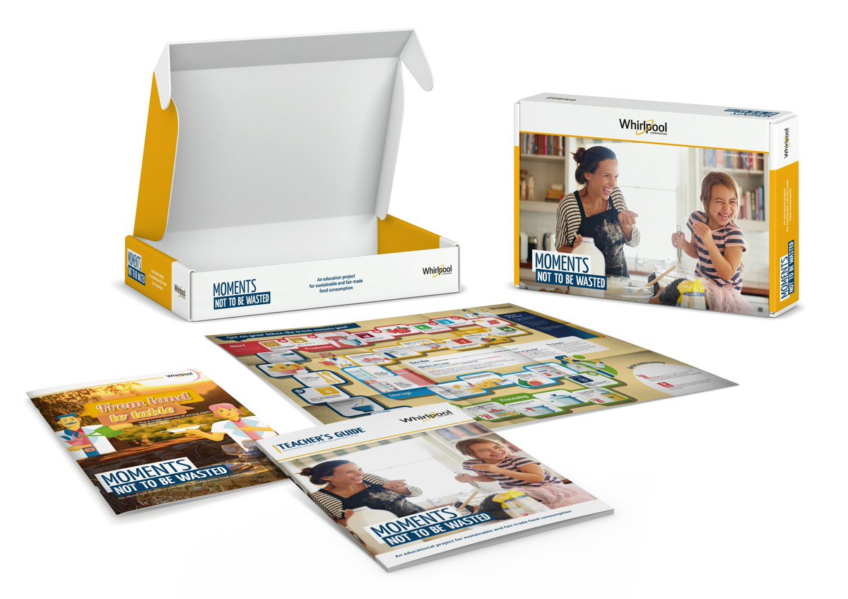 test Twitter Media - Whirlpool UK has announced the 2021 edition of its Moments Not To Be Wasted project, which aims to educate children and their families on sustainable and ethical food consumption.  Read the full story on our blog, available here: https://t.co/Ne1B9689kk https://t.co/7WGJ29VJP2