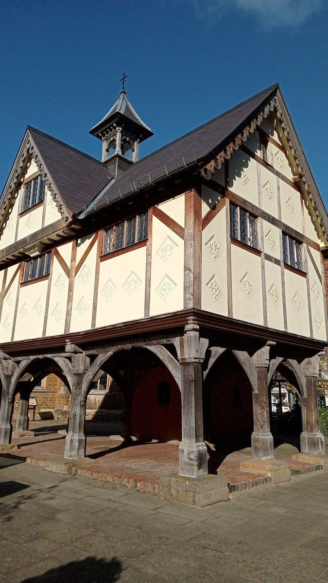 Old school #marketharborough #oldgrammarschool #leicestershire
