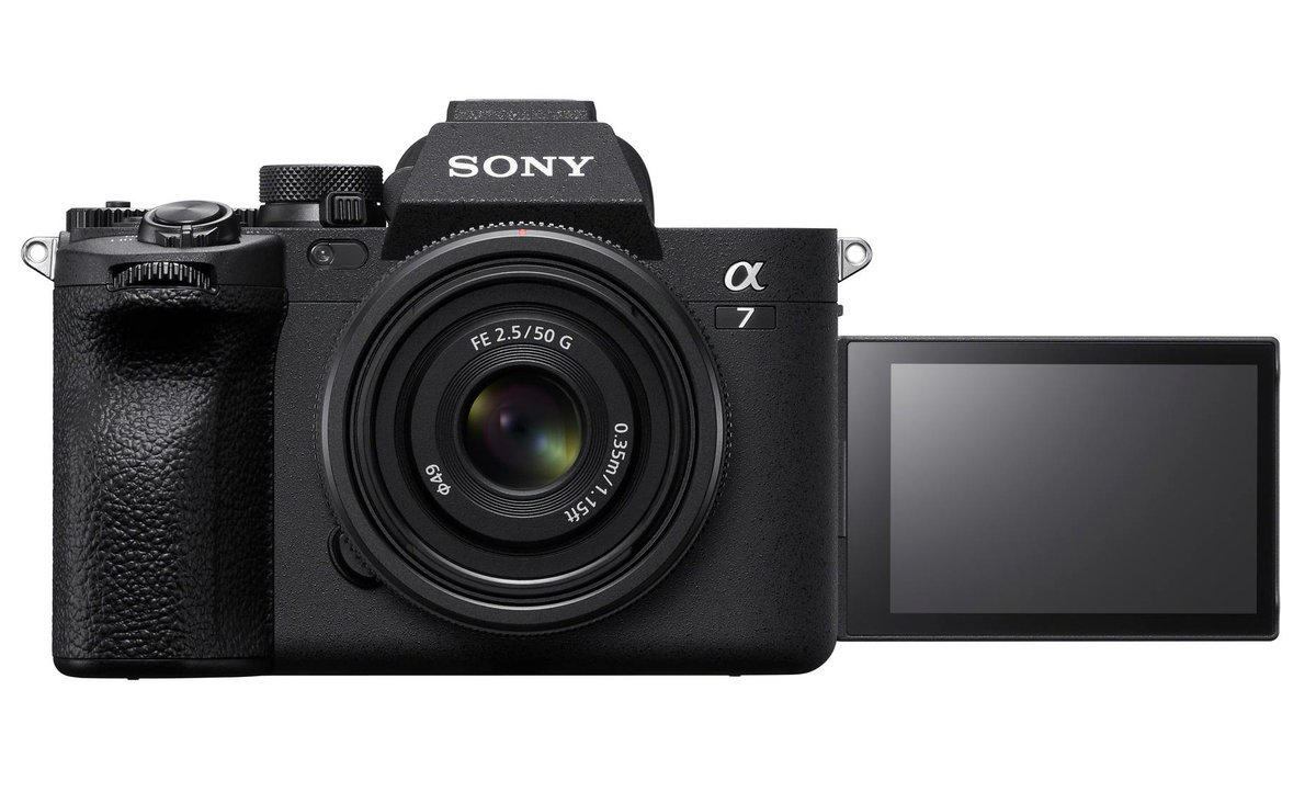 Sony's A7 IV camera arrives with a 33-megapixel sensor and 4K 60p video