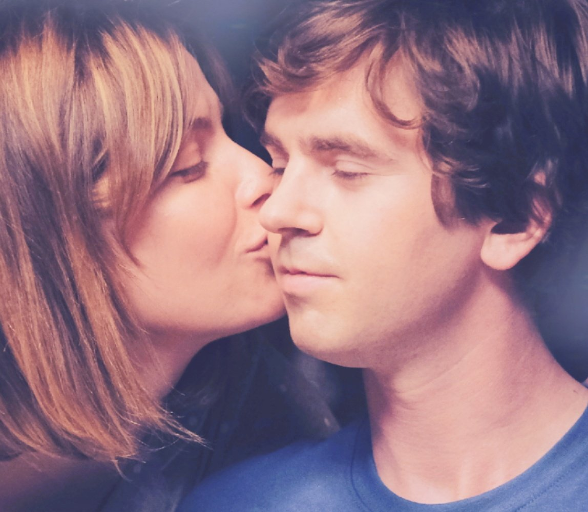 Have a beautiful day #Shea lovers 🥰 What I love about this place is that all opinions matter and that if you don't agree that's cool... in the end we are all united in the love for these two ❤ and that's all that matters 🥰 #Shea #TheGoodDoctor