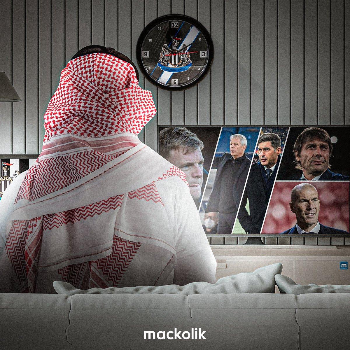 Newcastle United'ın yeni teknik direktörü için bekleyiş sürüyor ⌛️  Sizce kim olur? 🤔