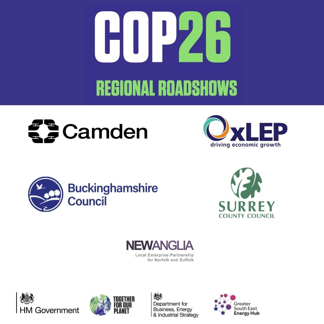 We're delighted to be hosting one of the #COP26RegionalRoadshows  Our event with @HydrogenEast on 4 November will look at the potential for hydrogen to help fuel our transition to Net Zero https://t.co/msNzEztiFh https://t.co/gOizyc71CR