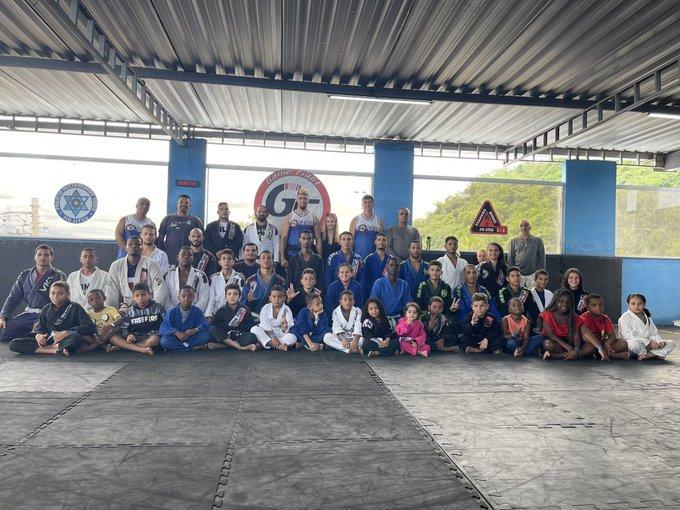social project restaurando vidas jiu-jítsu #philanthropy #pease #love #ufc #johnnywalker