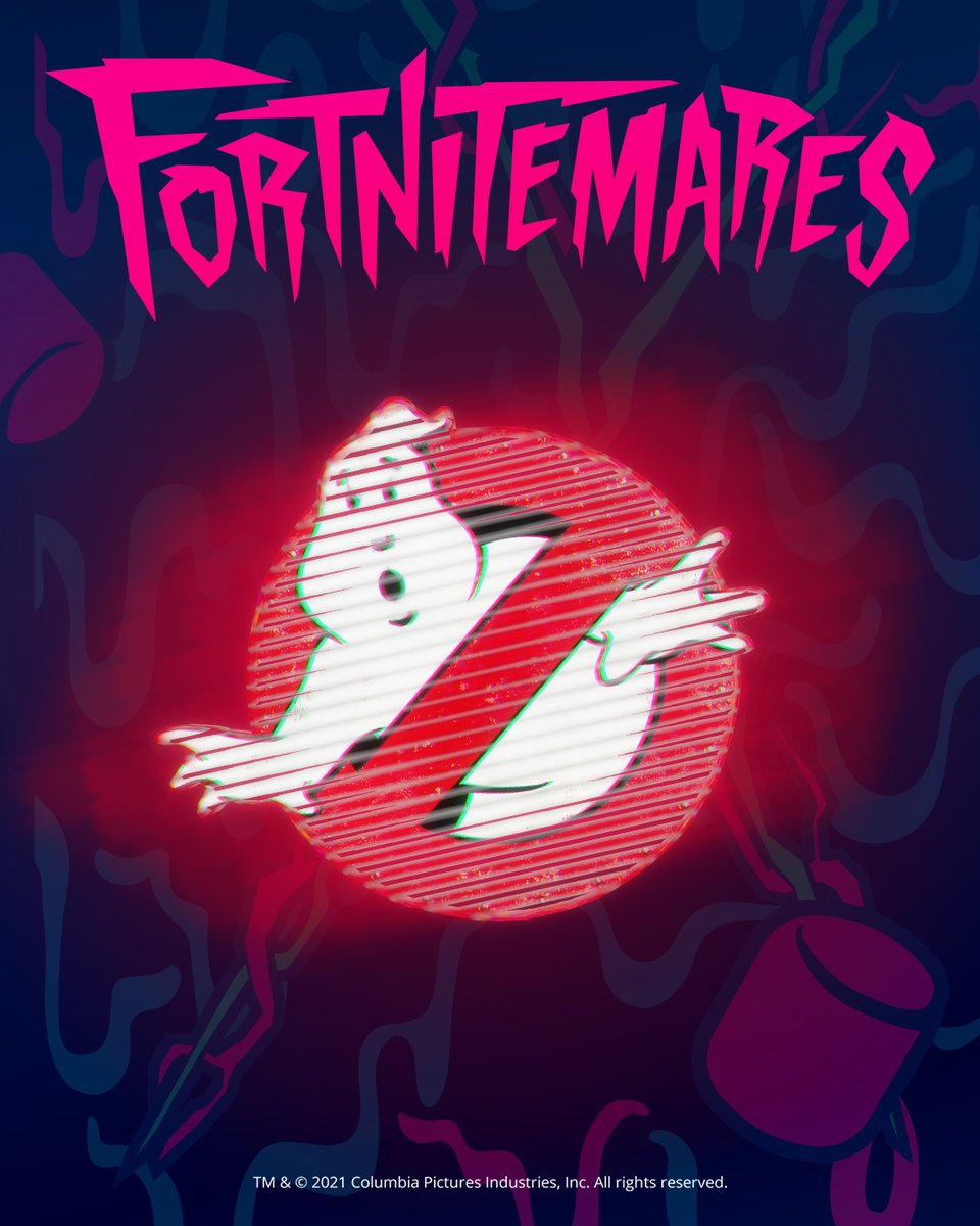 Strange tremors are happening over the Island. Investigate the weird activity going on and unlock the No Ghost Back Bling. #Fortnitemares @FortniteGame👻 See #Ghostbusters: Afterlife exclusively in movie theaters this November.