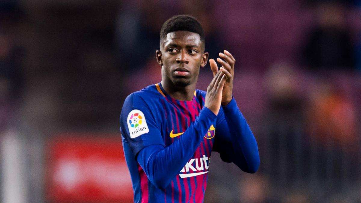 Newcastle United, Barcelona forması giyen Ousmane Dembele'nin durumunu yakından takip ediyor. (Daily Mail)