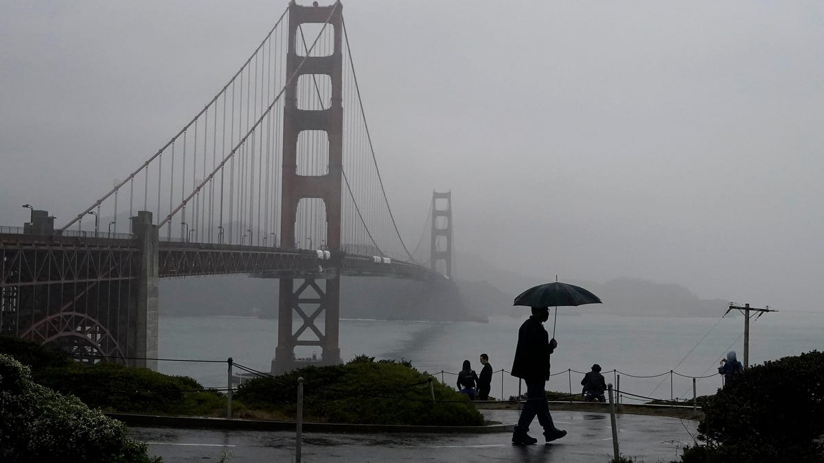 RT @Gizmodo: The West Will See Its First Atmospheric River of the Season