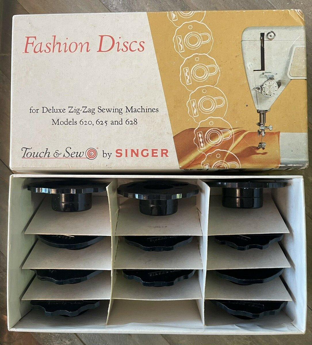 test Twitter Media - Touch & Sew By Singer Fashion Discs Models 620 625 628 Deluxe 11 Zig Zag Discs  https://t.co/Tr1JYQ2Md9 https://t.co/rawLsg2OlA