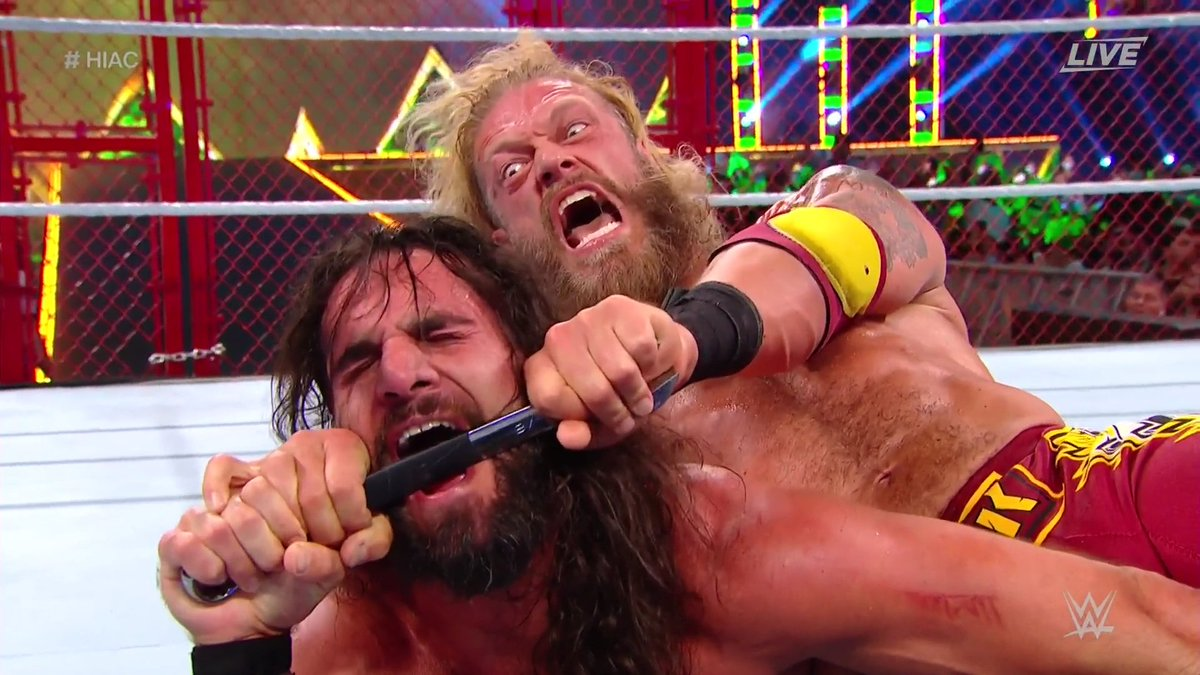 #WWECrownJewel