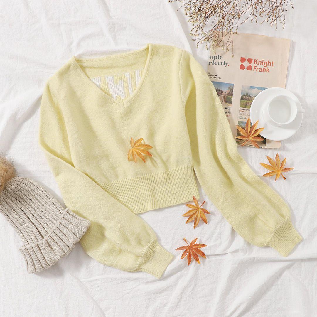Cozy sweater weather 💛 Shop now>> https://t.co/A2uBhw0hj6 #SHEIN #SHEINstyle #SHEINFW21 https://t.co/rEHejV1CcD.